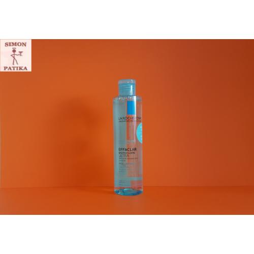 La Roche- Posay Effaclar Micellás arctisztító zsíros bőrre  200 ml