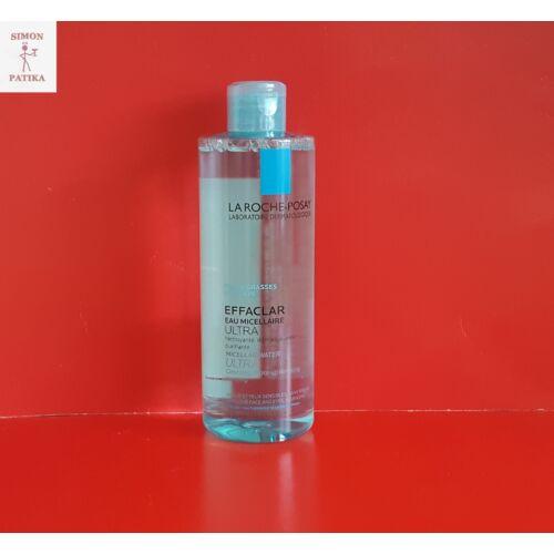 La Roche- Posay Effaclar Micellás arctisztító zsíros bőrre  400 ml