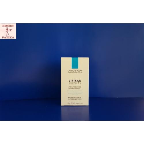 La Roche- Posay Lipikar Surgras szappan 150g