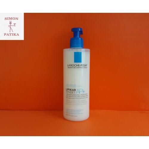 La Roche- Posay Lipikar Syndet  AP+ krém tusfürdő 400 ml