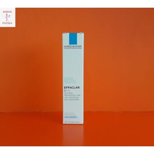 La Roche- Posay Effaclar K krém zsíros bőrre 30ml