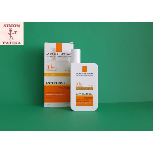 ANTHELIOS XL Fluid ultra-light napvédő  SPF50+   50ml