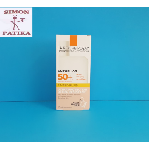 ANTHELIOS Ultra Fluid színezett napvédő Shaka  SPF50+   50ml