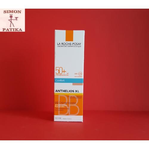 ANTHELIOS XL napvédő krém arcra színezett SPF50+  50ml