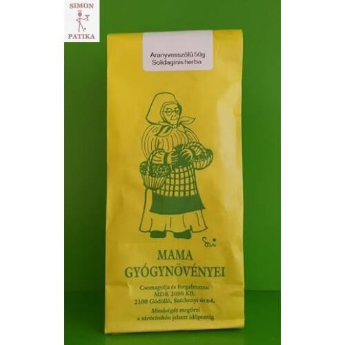 Aranyvesszőfű Mama Gyógynövényei 50g