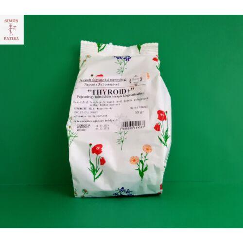 Thyroid tea Pajzsmirigy túlműködés GYÓGYFŰ 50g