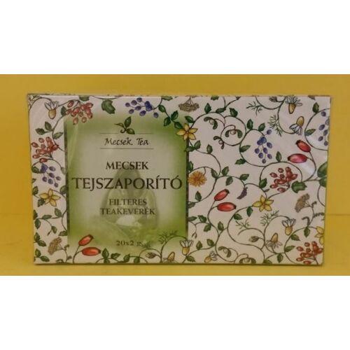 Mecsek Tejszaporító tea filteres  20db
