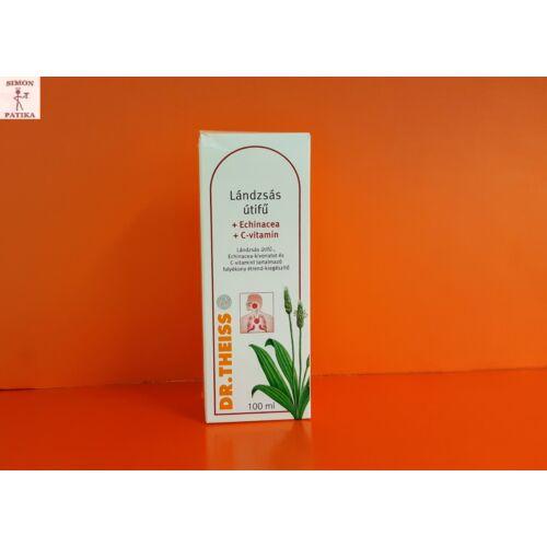 Dr.Theiss Lándzsás útifű echinacea C-vitamin szirup