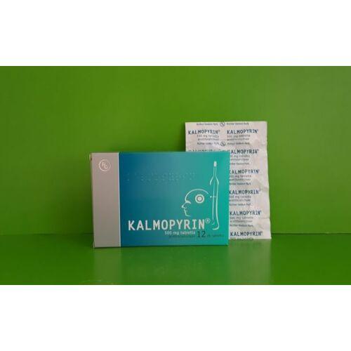 Kalmopyrin 500 mg tabletta 12db