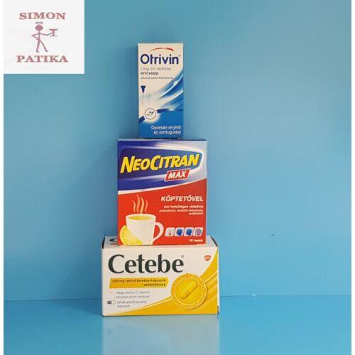 Lebetegedés csomag