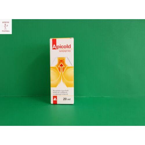 Apicold torokspray 20ml