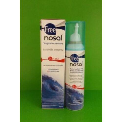 Free Nosal tengervizes orrspray 125ml