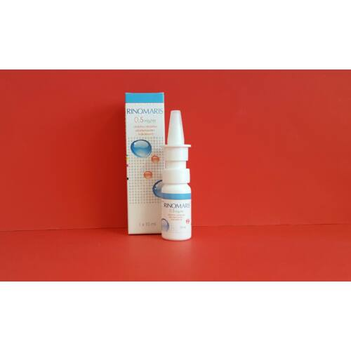 Rinomaris 0,5 mg/ml orrspray 10ml