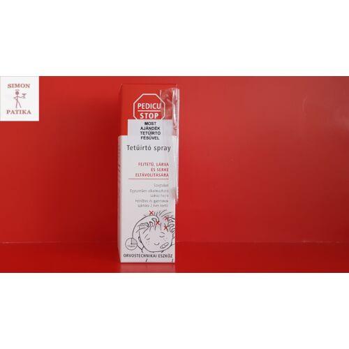 PedicuStop tetűírtó spray 75ml