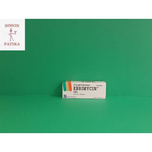 Ebrimycin gél