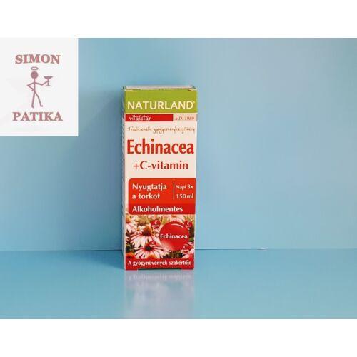 Naturland Echinacea+ C vitamin 150ml