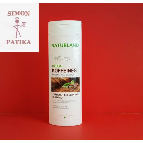 Naturland Herbal Koffeines sampon