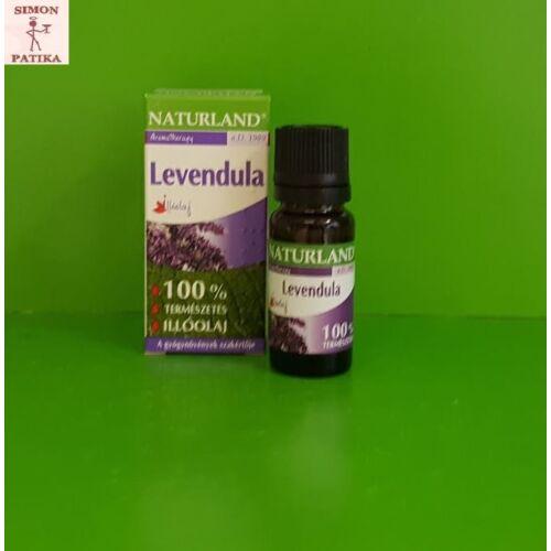 Naturland Levendula Illóolaj 10 ml