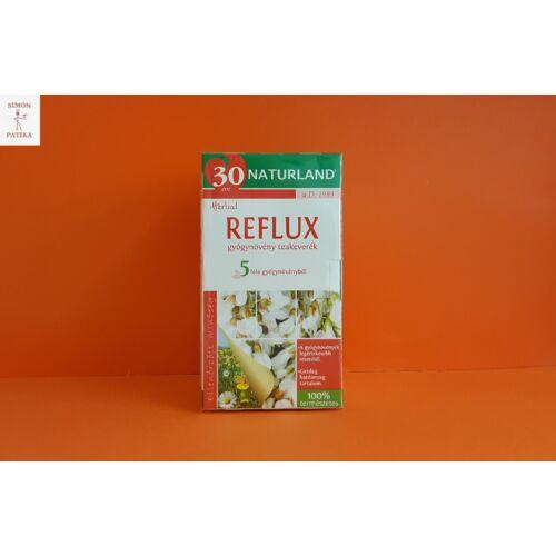 Naturland Reflux filteres tea