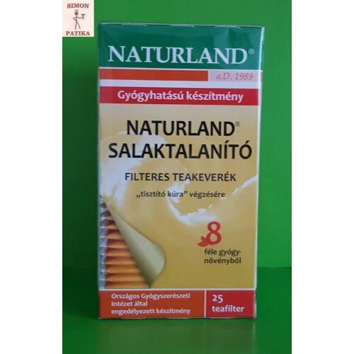 Naturland Salaktalanító teakeverék 25x