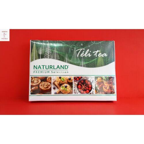 Naturland Prémium Téli tea válogatás