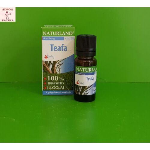 Naturland Teafa illóolaj 5ml
