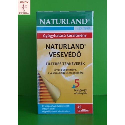Naturland Vesevédő teakeverék 25db