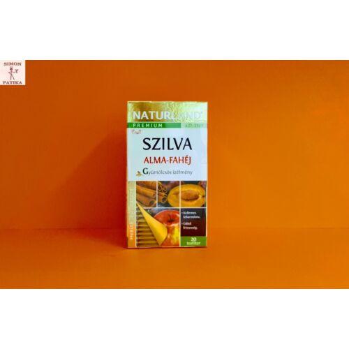 Naturland Prémium Szilva-Alma-Fahéj tea