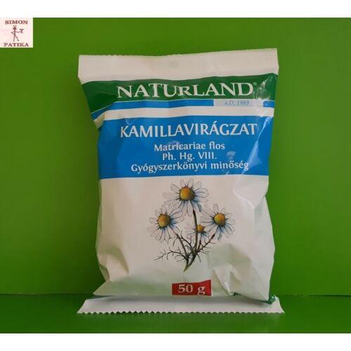 Naturland Kamillavirágzat 50g