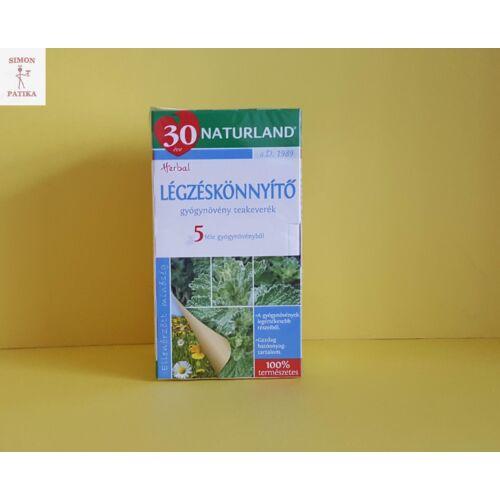 Naturland légzéskönnyítő tea 20db