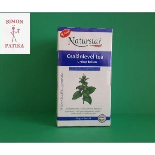Naturstar Csalánlevél tea filteres  25db