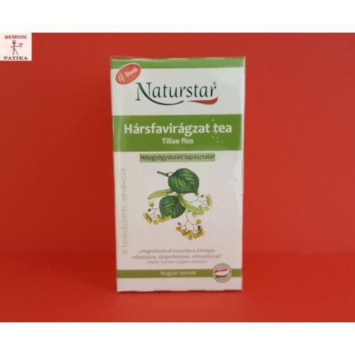 Naturstar Hársfavirág  filteres tea  25db