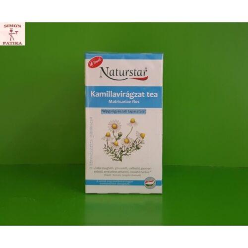 Naturstar Kamilla filteres tea 25db