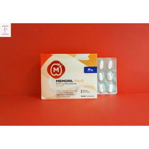 Memoril Mite 600 mg filmtabletta 30db
