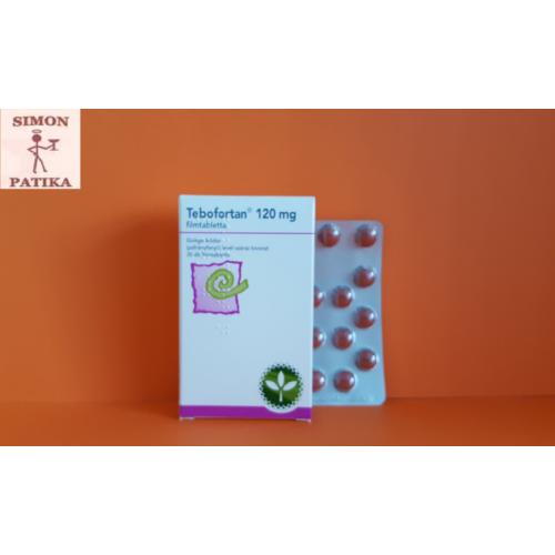 Tebofortan 120 mg filmtabletta 30db