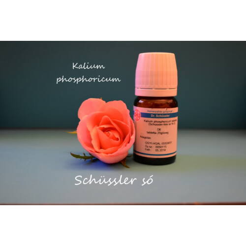 Kalium phosphoricum Schüssler só  Nr.5. D6 80db