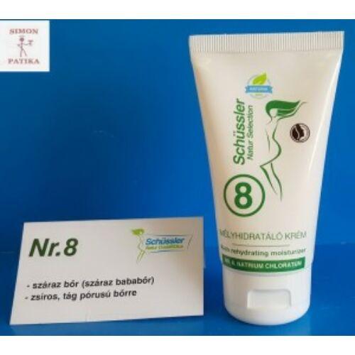 Schüssler Natur mélyhidratáló krém Nr. 8  75ml