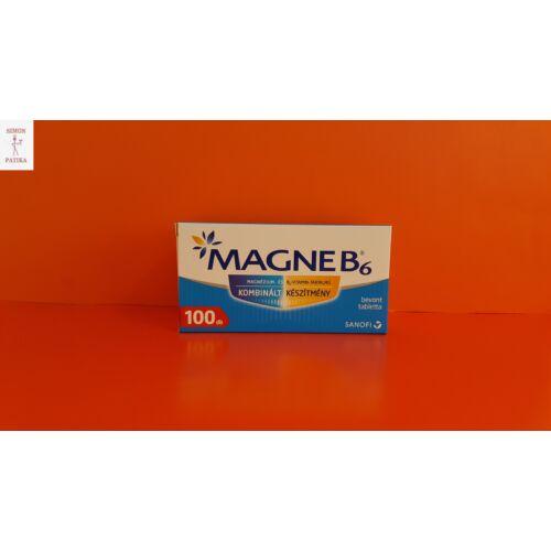 Magne B6 bevont tabletta 100db