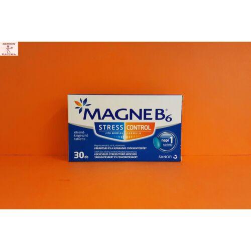 Magne B6 Stressz Control tabletta 30db