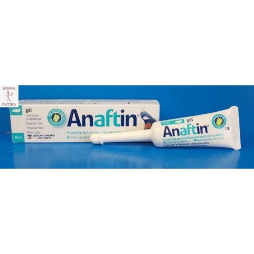 Anaftin 12% gél 8 ml