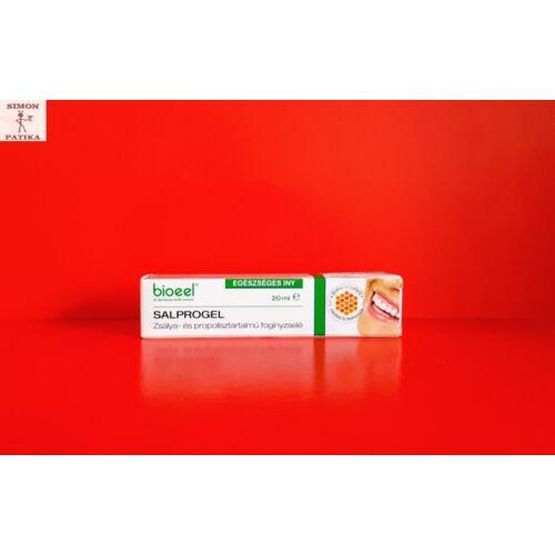Bioeel Zsálya és Propolisz fogínygél 20ml