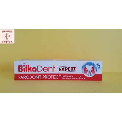 BilkaDent Expert Parodont Protect fogkrém 75 ml