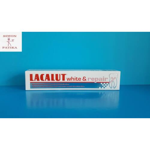 Lacalut fogkrém White Repair 75ml