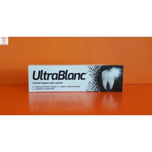 UltraBlanc fogkrém fehérítő 75ml