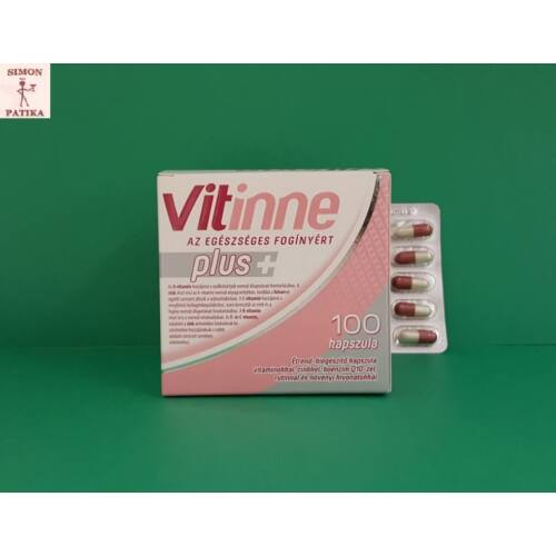 Vitinne Plus íny -egészség kapszula 100db