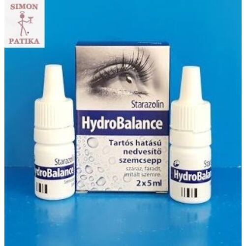 Starazolin Hydrobalance  szemcsepp 2x 5ml
