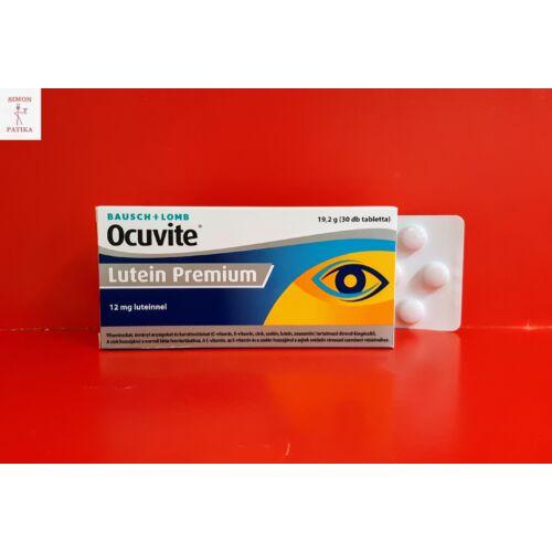 Ocuvite Lutein Premium tabletta 30db