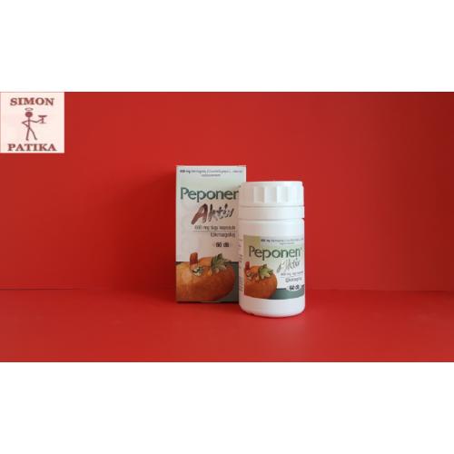 Peponen Aktív 600 mg lágy kapszula 60db