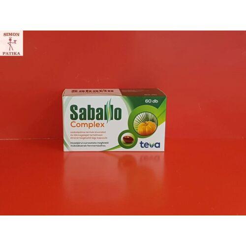 Saballo Complex lágy kapszula 60db