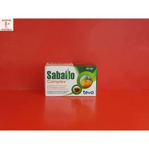Saballo Complex lágy kapszula 90db